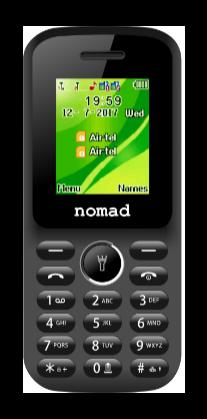NOMAD E2000